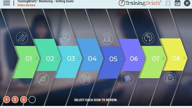TrainingBriefs™ Mentoring & Setting Goals