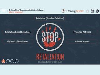 TrainingBriefs™ Recognizing Retaliatory Behavior