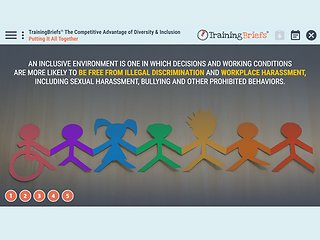 TrainingBriefs™ The Competitive Advantage of Diversity & Inclusion