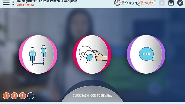 TrainingBriefs® The Post-Pandemic Workplace