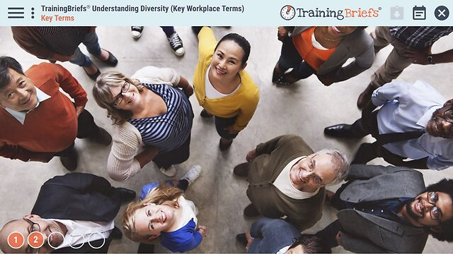TrainingBriefs® Understanding Diversity (Key Workplace Terms)