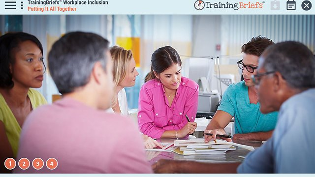 TrainingBriefs™ Workplace Inclusion