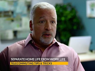 TrainingBytes® Telecommuting Tips & Tricks