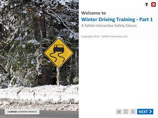 Winter Driving Training™ - Part 1