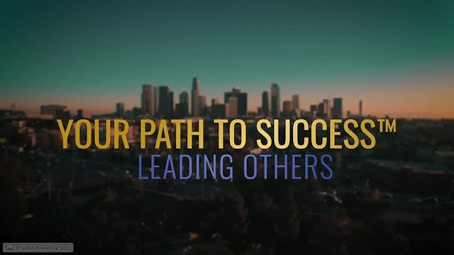 Your Path to Success™ Leading Others