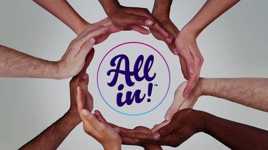 ALL IN!™ Beating Racism in the Workplace