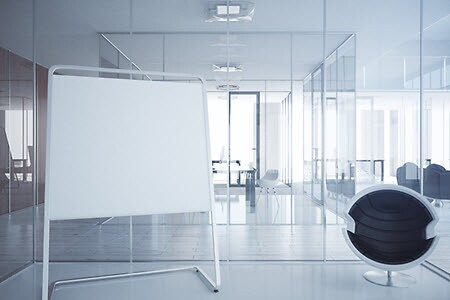 Q&A - Glass Conference Rooms & An Armed Intruder