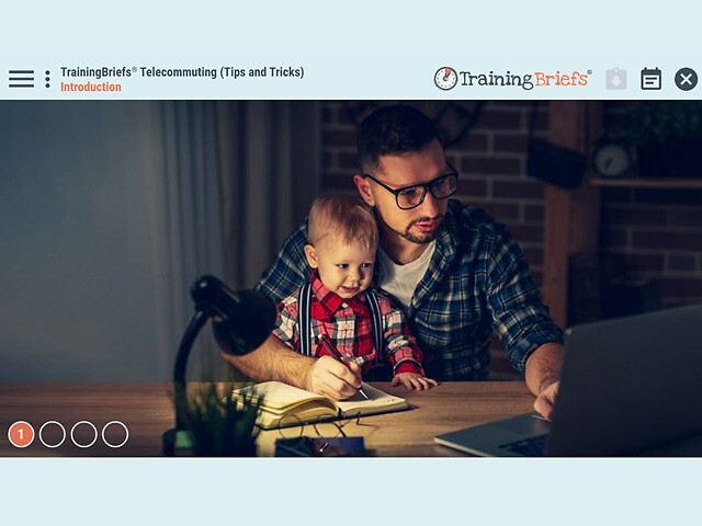 Telecommuting: Making a Success of Working from Home