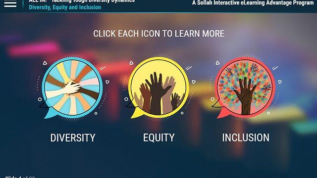 ALL IN!™ Tackling Tough Diversity Dynamics (Advantage Program)