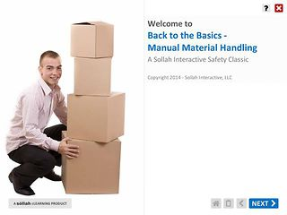 Back to the Basics™ - Manual Material Handling
