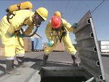 Breathing in High Hazard Zones with Atmosphere-Supplying Respirators