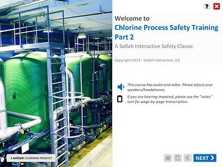 Chlorine Process Safety Training™ - Part 2