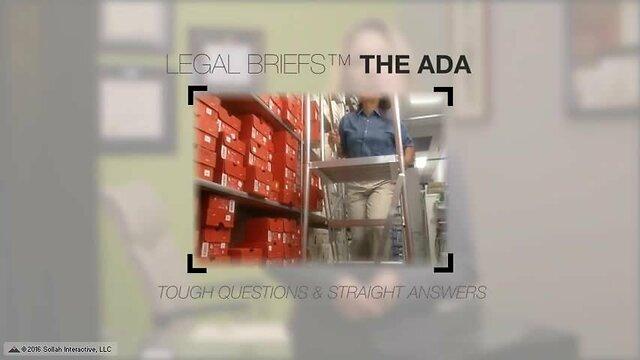Common ADA Questions (Hiring)