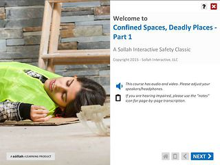 Confined Spaces, Deadly Places™ - Part 1