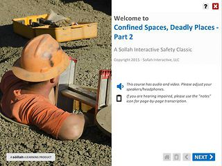 Confined Spaces, Deadly Places™ - Part 2