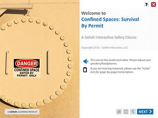 Confined Spaces: Survival by Permit™ - Safety Classic