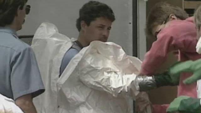 Decontamination Safety Training
