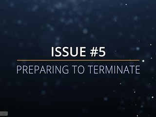 Discipline & Termination: Preparing to Terminate