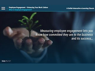Employee Engagement: Enhancing Your Work Culture™ (eLearning Classic)