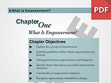Empowerment Works: A Guide for Supervisors and Employees (How-To Book)
