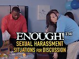 ENOUGH!™ Sexual Harassment Situations for Discussion