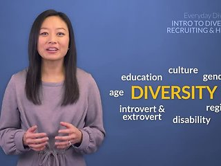 Everyday Diversity™ An Introduction to Diversity Recruiting & Hiring