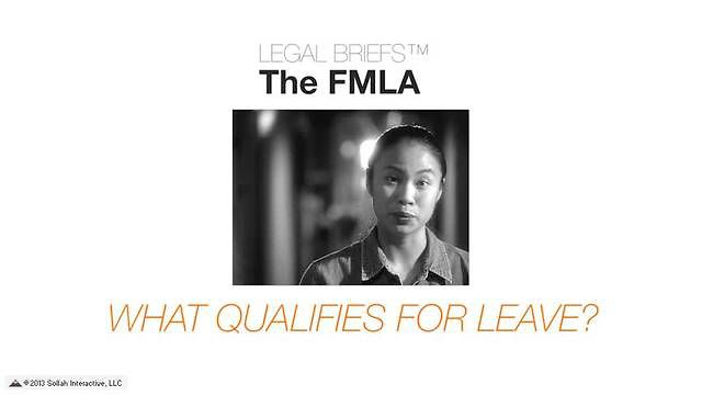 FMLA - What Qualifies for FMLA Leave?