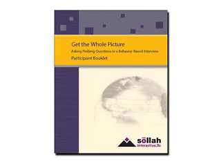 Get the Whole Picture Self-Assessment & Participant Book