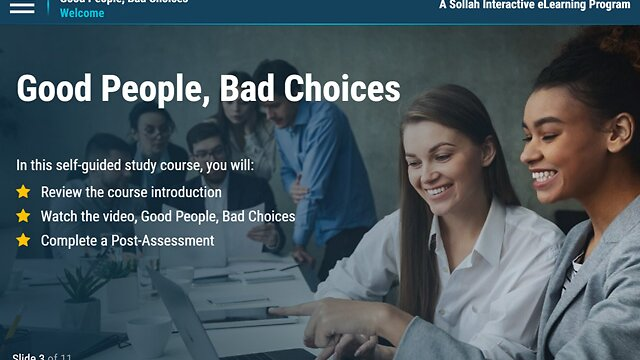 Good People, Bad Choices (eLearning Classic)