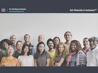 Got Diversity & Inclusion?™ It's All About Inclusion