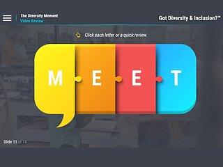Got Diversity & Inclusion?™ The Diversity Moment