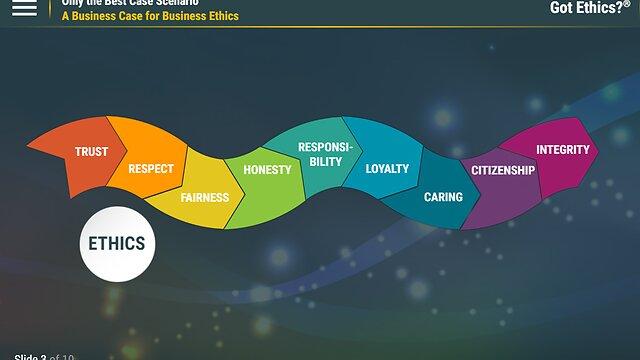Got Ethics?® Only The Best Case Scenario