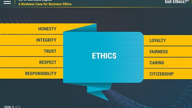 Got Ethics?® We've Got Extra Copies