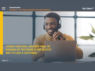 Got Sales?™ Communication