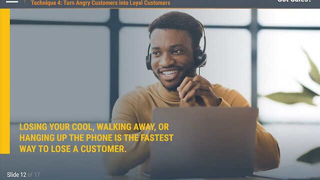 Got Sales?™ Communication