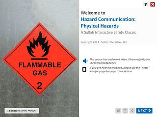 Hazard Communication: Physical Hazards™