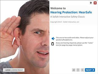 Hearing Protection: HearSafe™ - Safety Classic