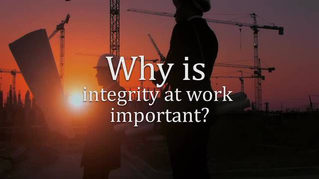 Integrity Is...™