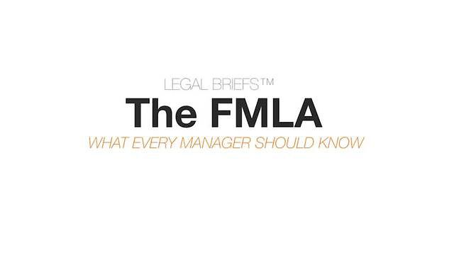 Introduction to the FMLA (Family Medical Leave Act)
