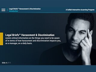 Legal Briefs™ Harassment & Discrimination: Promoting Respect and Preventing Discrimination