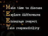M.E.E.T. on Common Ground™ - Speaking Up for Respect in the Workplace