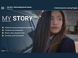 My Story™ Understanding Racial Inequity (Interactive eLearning)