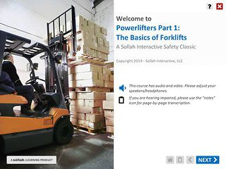 Powerlifters Part 1: The Basics of Forklifts™