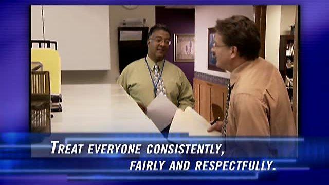 Preventing Retaliation in the Workplace: Recognize. Respond. Resolve.™