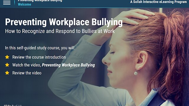 Preventing Workplace Bullying: How to Recognize and Respond to Bullies at Work