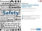 Safety Orientation - Working Together™ - Part 1