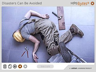 SafetyBytes® - Activities that Lead to Falls