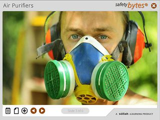 SafetyBytes® - Air Purifying Respirators: Particulate Airborne Contaminates