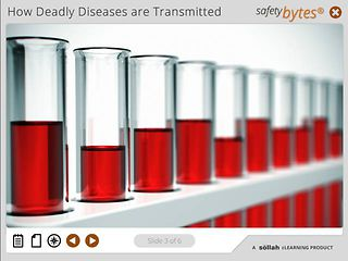SafetyBytes® - Bloodborne Diseases: Handling Specimens