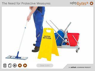 SafetyBytes® - Bloodborne Pathogens: Proper Housekeeping